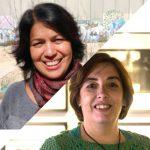 Magali Cunha e Claudia Florentin Mayer