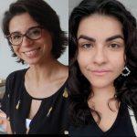 Juliana Dias e Maria Fernanda
