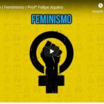 É enganoso conteúdo do vídeo sobre feminismo publicado pela Canção Nova