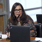 A deputada Bia Kicis e a desinformação sobre o voto impresso